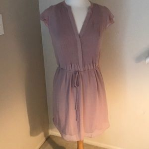 H&M pink dress. Size 12.